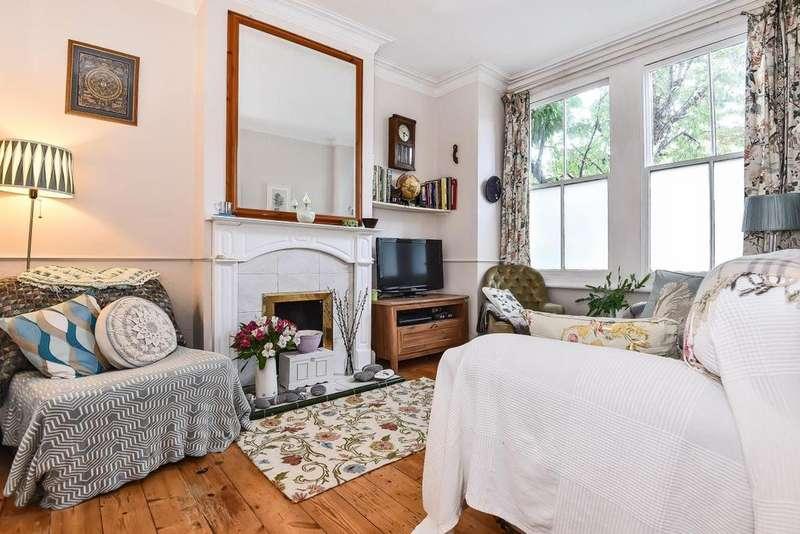 1 Bedroom Maisonette Flat for sale in Cowper Road, Wimbledon