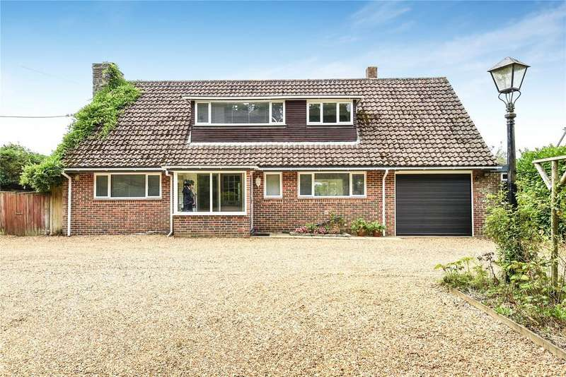 5 Bedrooms Detached House for sale in Belbins, Romsey, Hampshire, SO51