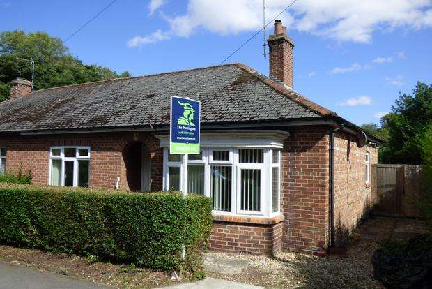 2 Bedrooms Bungalow for sale in Upgate, Louth, LN11