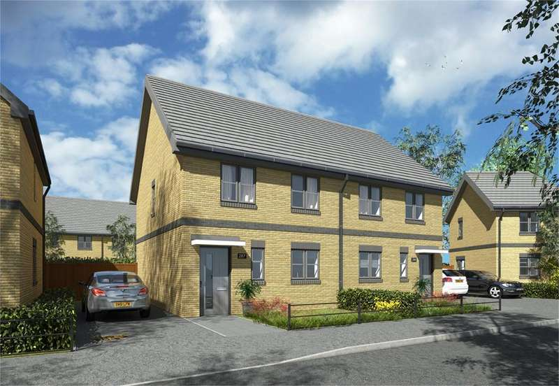 3 Bedrooms Semi Detached House for sale in Stoneham Lane, Eastleigh, Hampshire, SO50