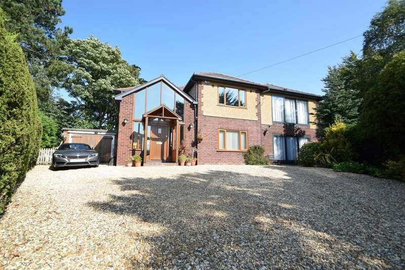 4 Bedrooms Detached House for sale in The Ridge, Heswall, Wirral