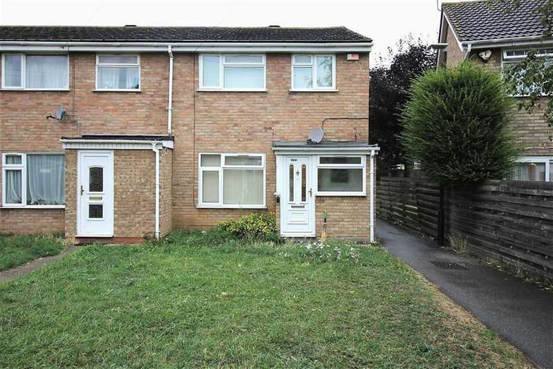 3 Bedrooms End Of Terrace House for sale in Goodman Park, Slough