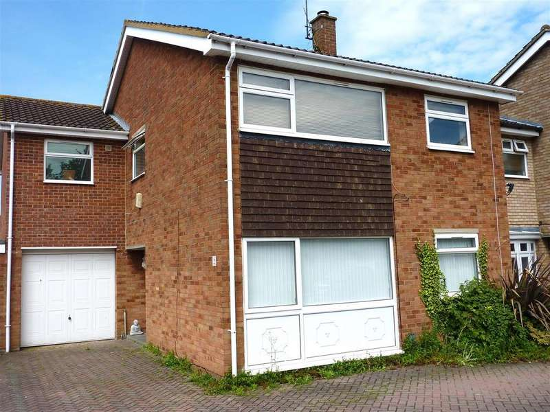 4 Bedrooms Detached House for sale in Grange Gardens, Toddington
