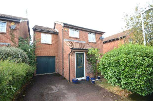 4 Bedrooms Detached House for sale in Myrtle Close, Tilehurst, Reading
