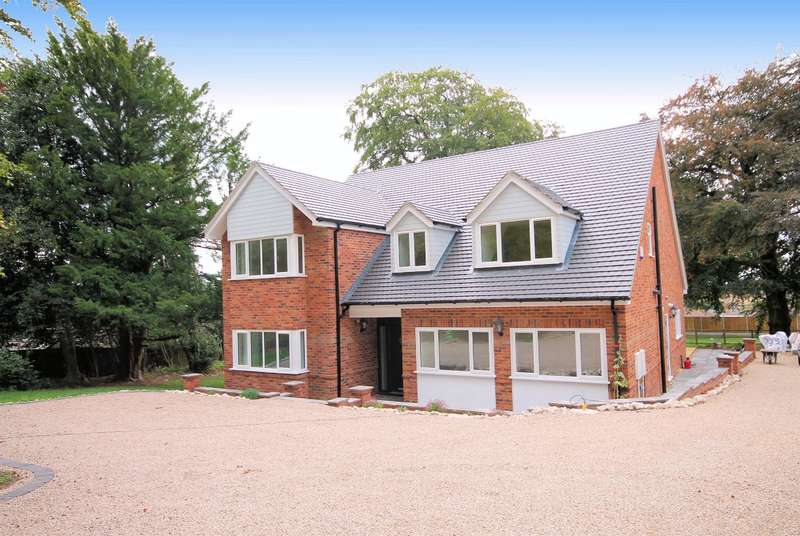 5 Bedrooms Detached House for sale in The New Vicarage House, Newlands Road, Baddesley Ensor, CV9 2BY