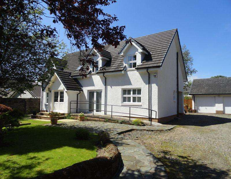 5 Bedrooms Detached House for sale in Clydeshore Road, Dumbarton