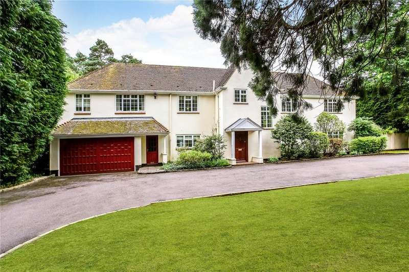 5 Bedrooms Unique Property for sale in Frimley Hall Drive, Camberley, Surrey, GU15