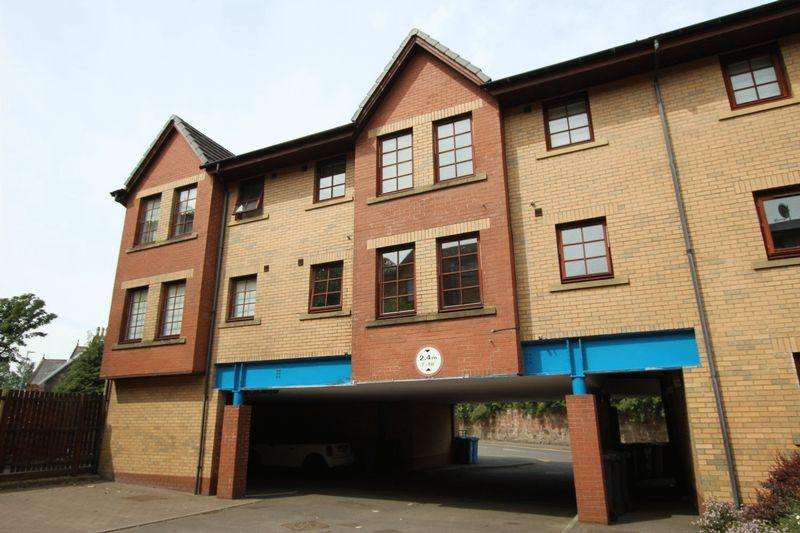 2 Bedrooms Flat for sale in Strathleven Place, Dumbarton