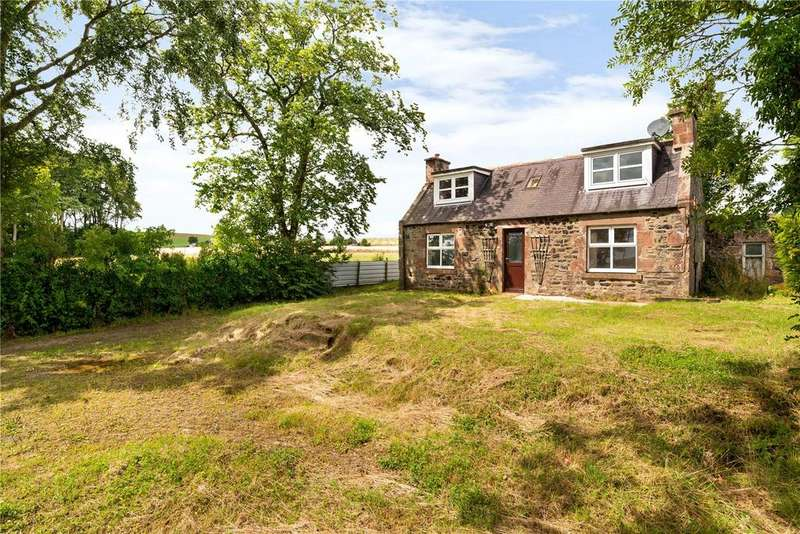 2 Bedrooms Detached House for sale in Inverthernie Croft, Auchterless, Turriff, Aberdeenshire, AB53