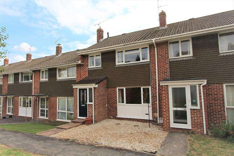 3 Bedrooms Terraced House for sale in Lays Drive, Keynsham, Bristol