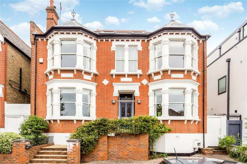 7 Bedrooms Detached House for sale in Kenilworth Avenue, London, SW19