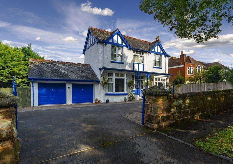 4 Bedrooms Detached House for sale in Lansdowne Avenue, Codsall, Wolverhampton