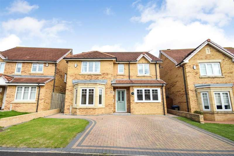 4 Bedrooms Detached House for sale in Marsdon Way, East Shore Village, Seaham, Co Durham, SR7