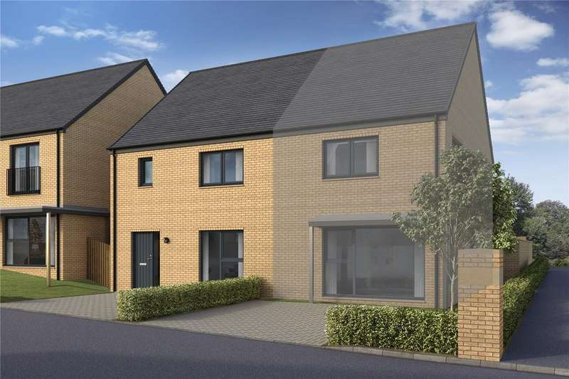 3 Bedrooms Semi Detached House for sale in Manor Wood, Plot 67 - Elm, Old Dalkeith Road, Edmonstone, EH17