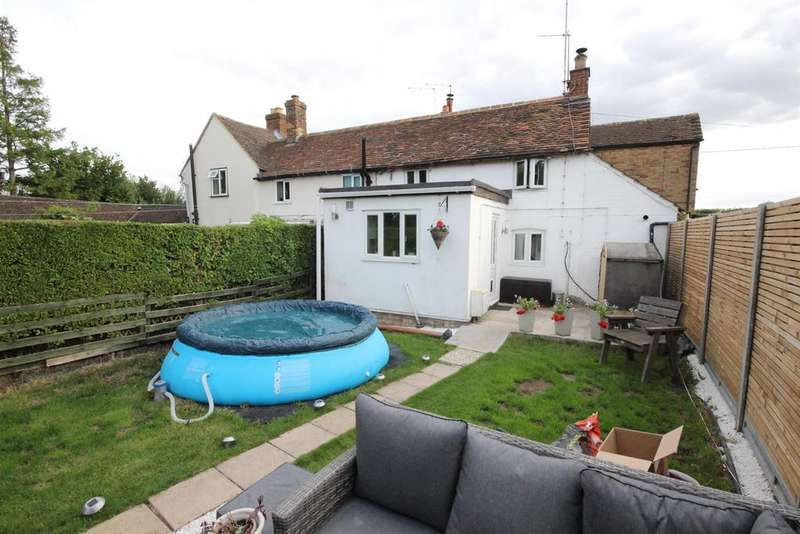 2 Bedrooms Terraced House for sale in Hall End Road, Wootton, Bedford