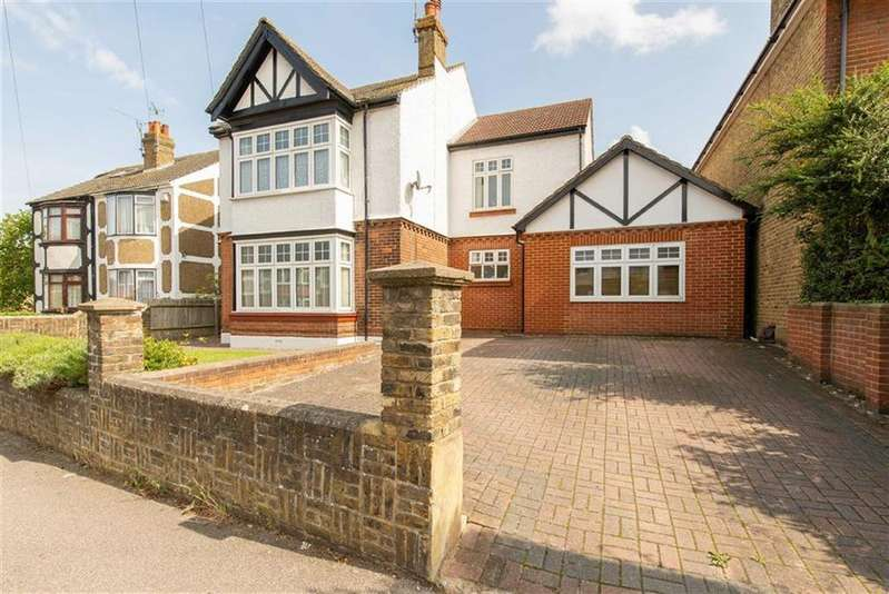 5 Bedrooms Detached House for sale in Barnsole Road, Gillingham