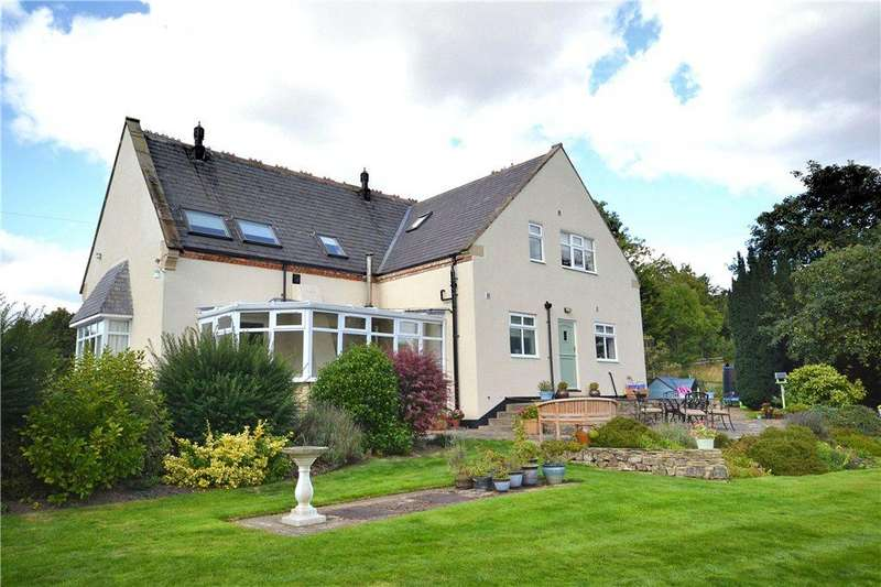 5 Bedrooms Detached House for sale in Low Worsall, Yarm, North Yorkshire