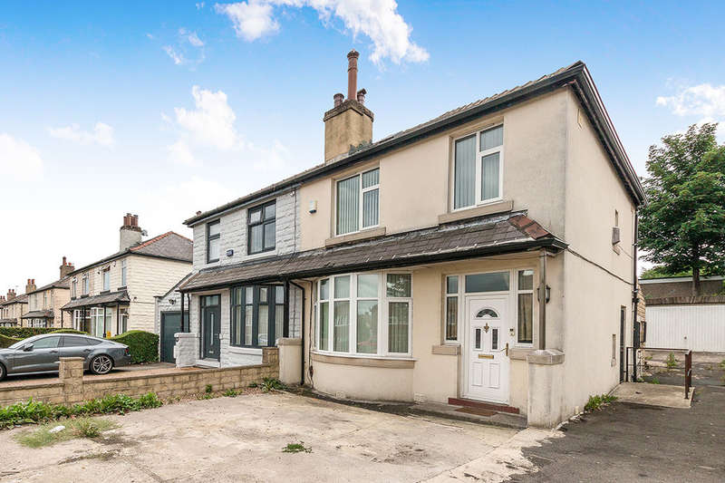 4 Bedrooms Semi Detached House for sale in Rooley Lane, Bradford, BD5