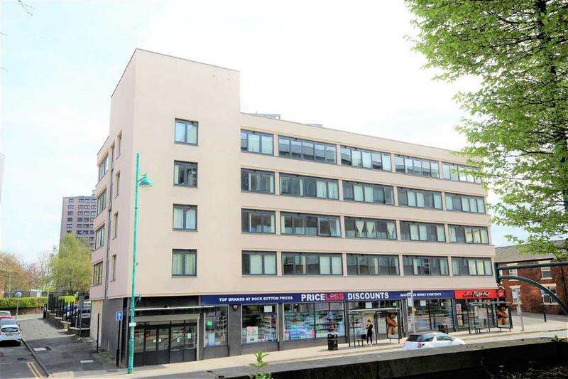 1 Bedroom Property for sale in Millbrook Street, Stockport, Cheshire