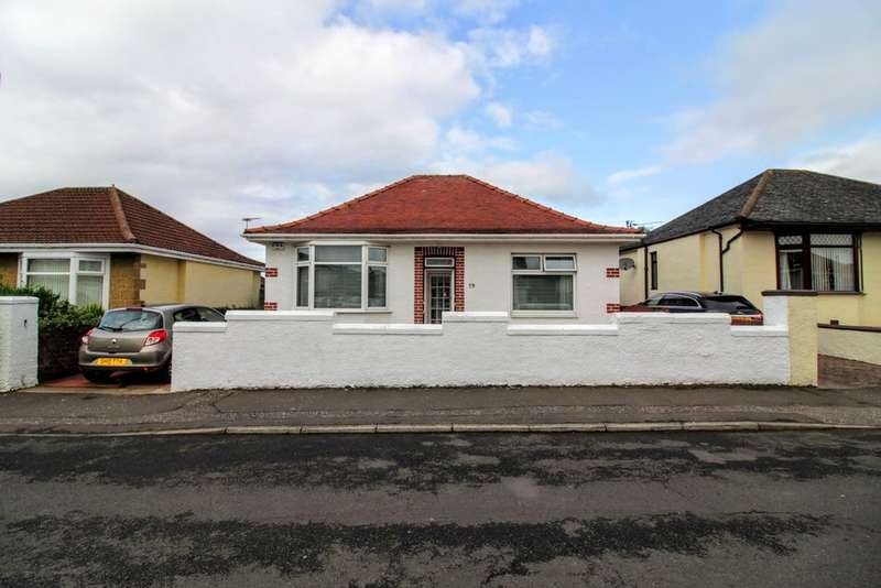 2 Bedrooms Detached Bungalow for sale in Boydfield Avenue, Prestwick, KA9