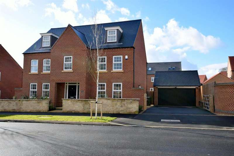 5 Bedrooms Detached House for sale in Princess Boulevard, Nottingham