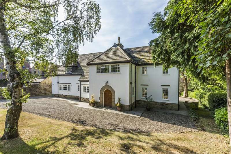 5 Bedrooms Detached House for sale in Gill Bank Road, Ilkley, LS29