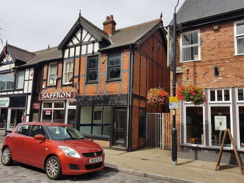 Shop Commercial for sale in The Chip Box, 123 Witton Street, Northwich, Cheshire