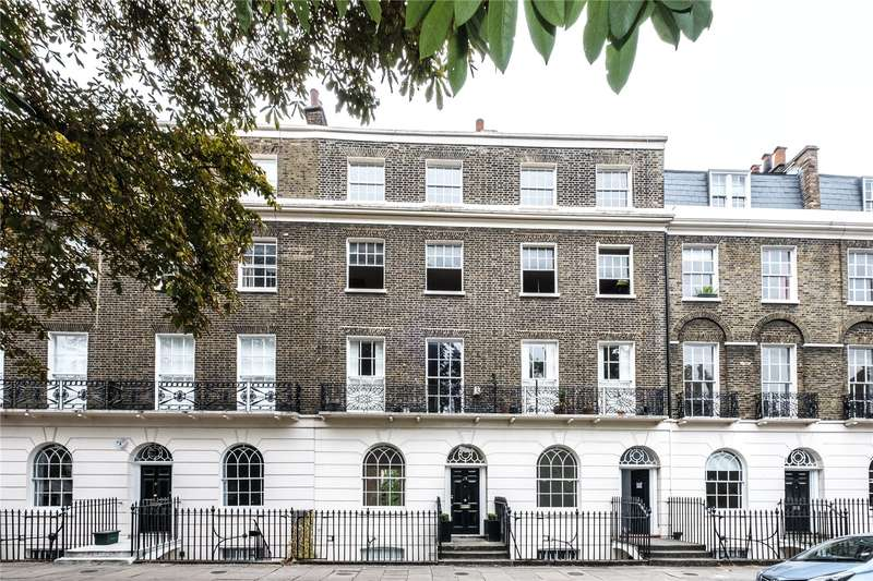 3 Bedrooms Flat for sale in Canonbury Square, London, N1