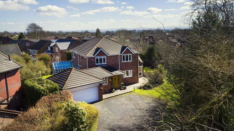 4 Bedrooms Detached House for sale in Marshdale Road, Heaton, Bolton, BL1