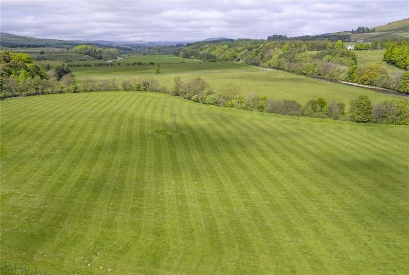 Land Commercial for sale in Demainholm - LOT 2, Land At Bankhead, Canonbie, Dumfries and Galloway