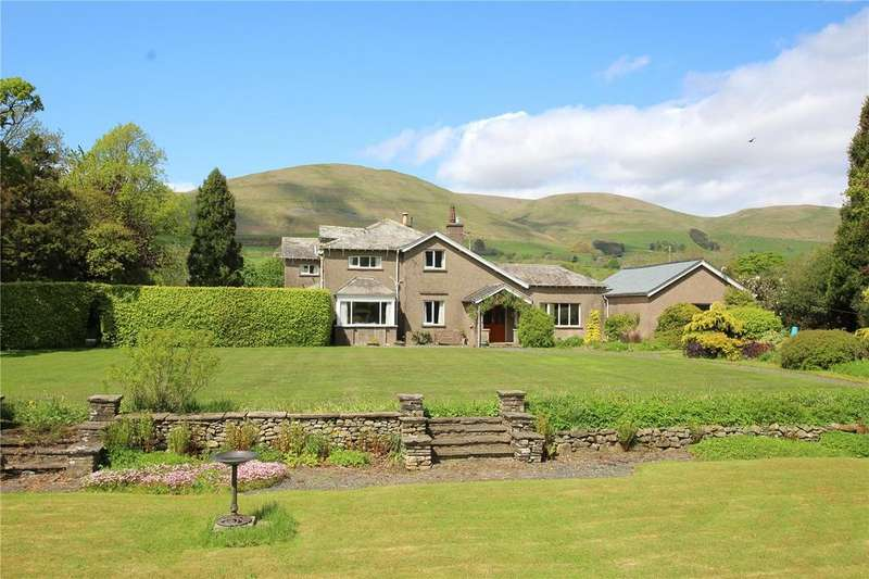 4 Bedrooms Detached House for sale in Near Moss, Garsdale Road, Sedbergh, Cumbria