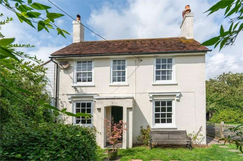 3 Bedrooms Detached House for sale in Lewes Road, Piddinghoe, Newhaven, East Sussex
