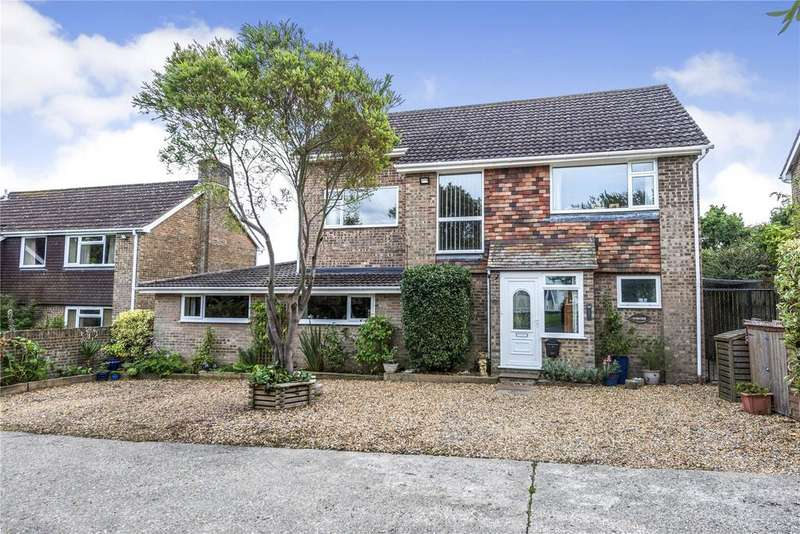 5 Bedrooms Detached House for sale in Ridge, Wareham, Dorset