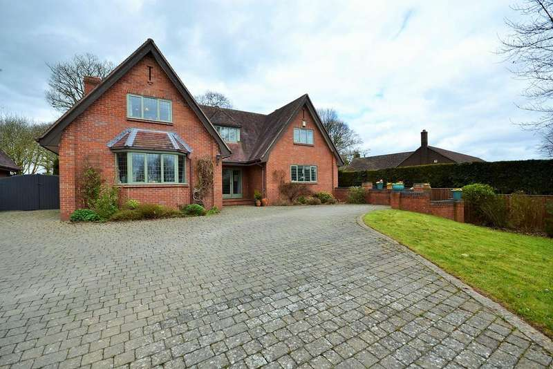 4 Bedrooms Detached House for sale in Edwyn Ralph, Bromyard, HR7