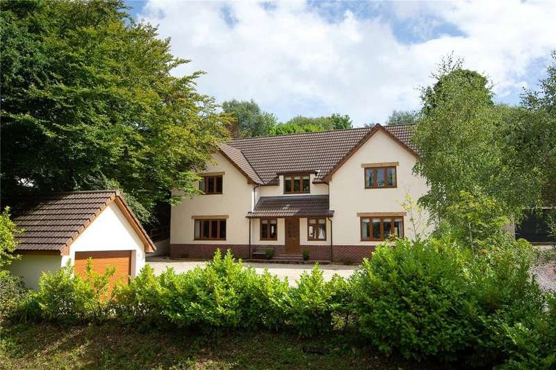 4 Bedrooms Detached House for sale in Crewkerne Road, Axminster, Devon, EX13