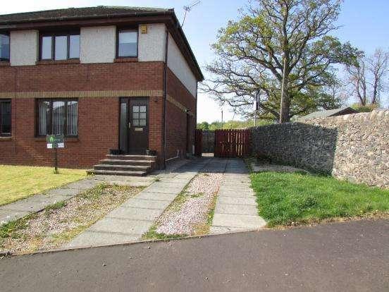 3 Bedrooms Semi Detached House for sale in Harperbank Grove, Cumnock KA18
