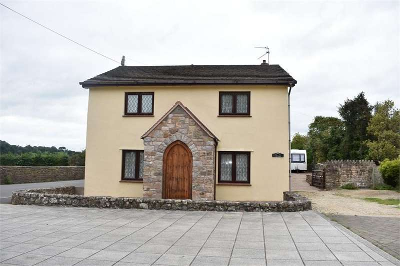 4 Bedrooms Detached House for sale in The Cross, Caerwent