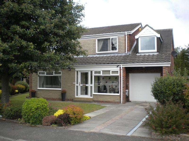 4 Bedrooms Detached House for sale in Blackdene, Ashington, 4/5 Bedroom Detached House