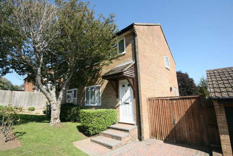 3 Bedrooms Semi Detached House for sale in Tollgate, Peacehaven