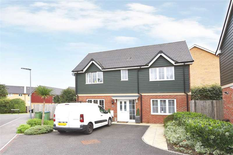 3 Bedrooms Detached House for sale in BEDFORD DRIVE, TITCHFIELD COMMON