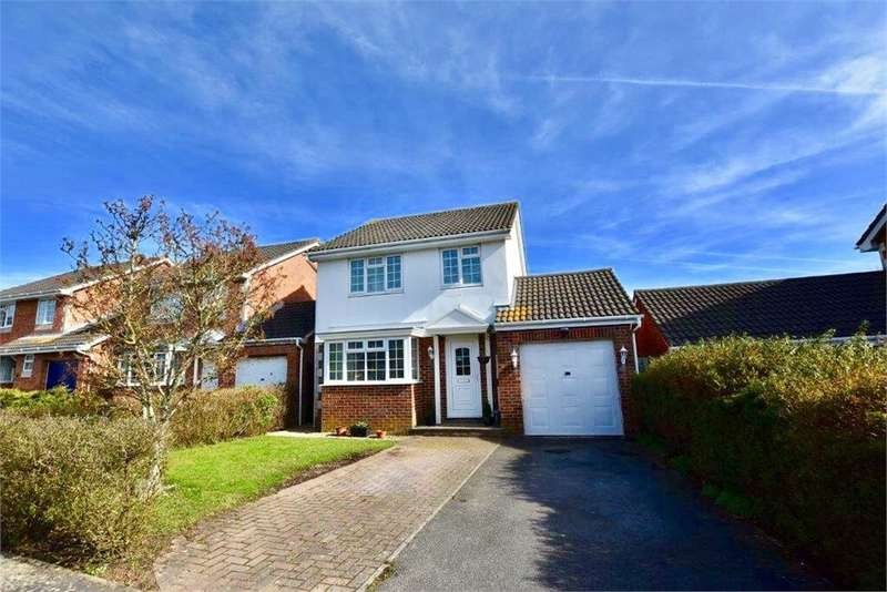 3 Bedrooms Detached House for sale in Huntley Grove, Nailsea, Bristol, North Somerset