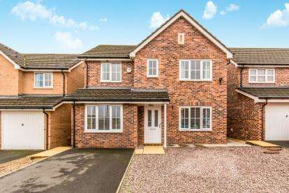5 Bedrooms Detached House for sale in Redwood Close, Darcey Lever, Bolton, Greater Manchester