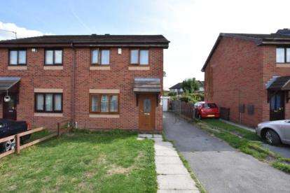 3 Bedrooms Semi Detached House for sale in Lindsay Road, Sheffield, South Yorkshire