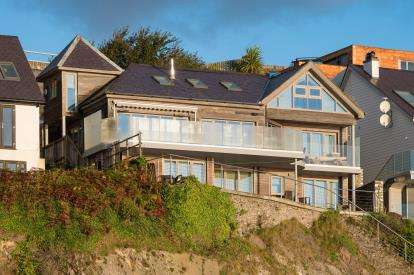 5 Bedrooms Detached House for sale in Benar Headland, Abersoch, Gwynedd, LL53