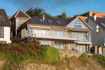 5 Bedrooms Detached House for sale in Benar Headland, Abersoch, Gwynedd, LL53