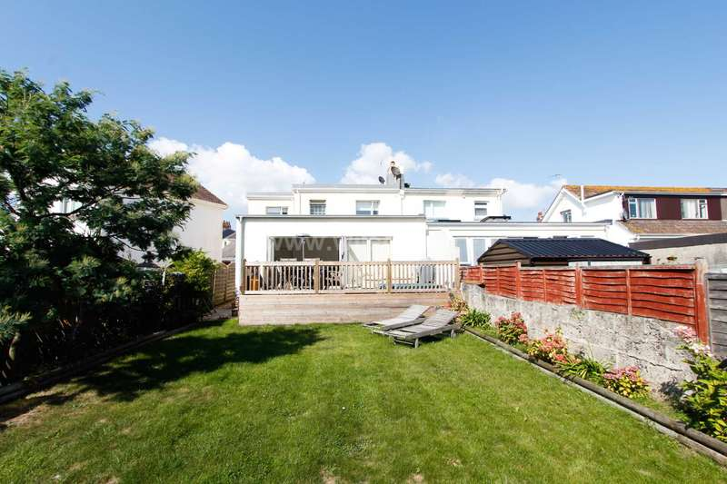 4 Bedrooms Semi Detached House for sale in St Clement