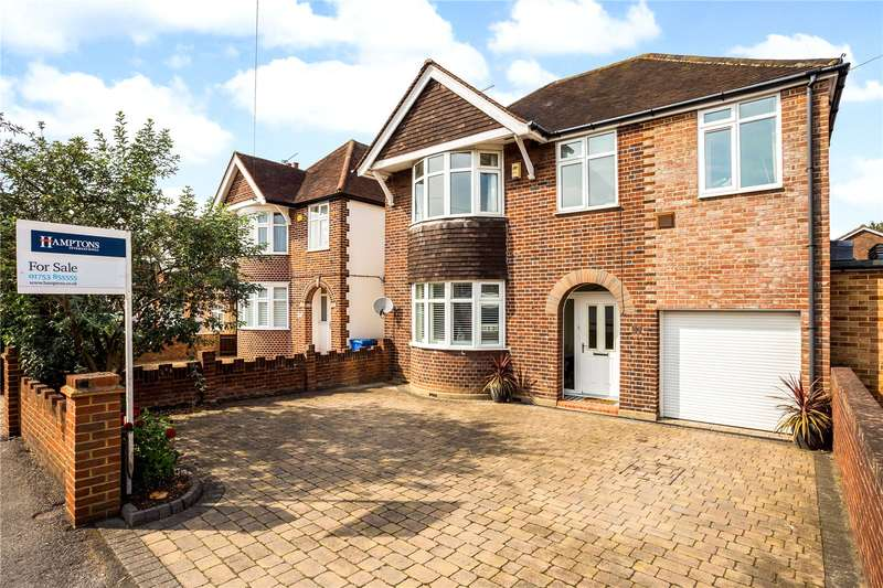 4 Bedrooms Detached House for sale in Clarence Road, Windsor, Berkshire, SL4