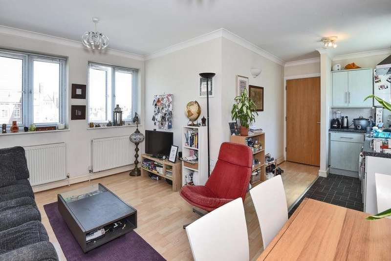 1 Bedroom Flat for sale in Dawes Street, Walworth