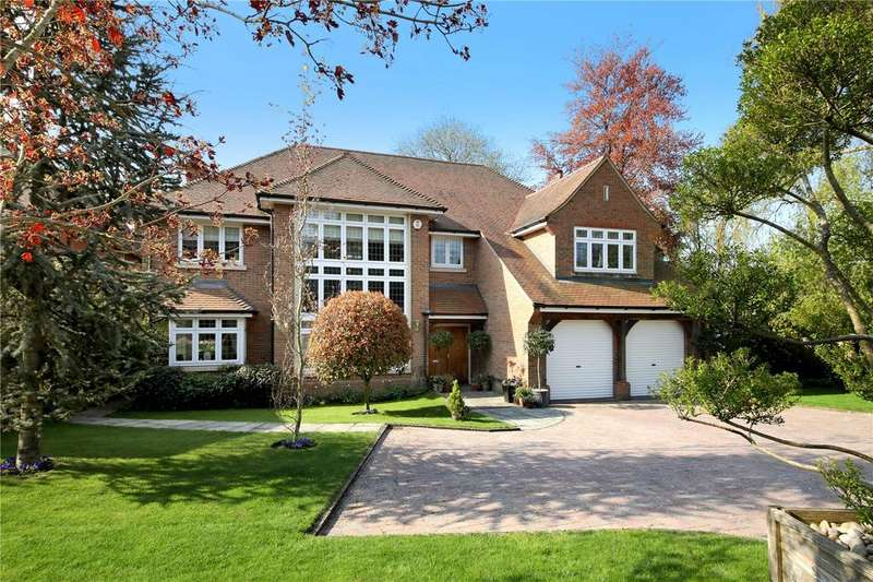 7 Bedrooms Detached House for sale in Hayward Copse, Loudwater, Rickmansworth, Hertfordshire, WD3