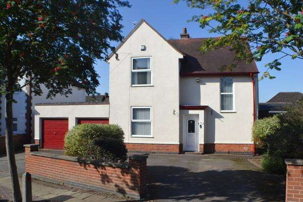 4 Bedrooms Detached House for sale in Cornwall Street, Enderby, Leicester, LE19
